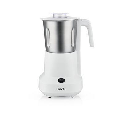 Saachi, 450W Coffee Grinder, Pulse Function, White