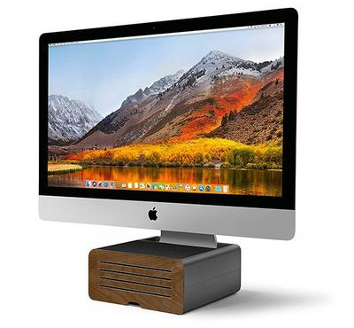 TWELVE SOUTH HiRise Pro for iMac and Display, Gunmetal