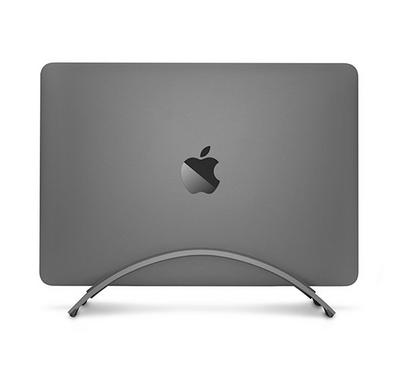 TWELVE SOUTH Bookarc Vertical Macbook Stand 2020, Space Grey