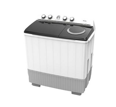 Kelon Twin Tub Washer,12kg ,Lint Filter, White.