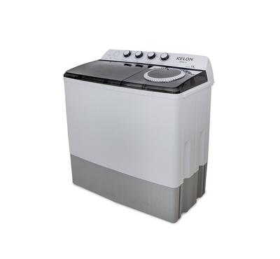 Kelon Twin Tub Washer,14kg ,Lint Filter, White.