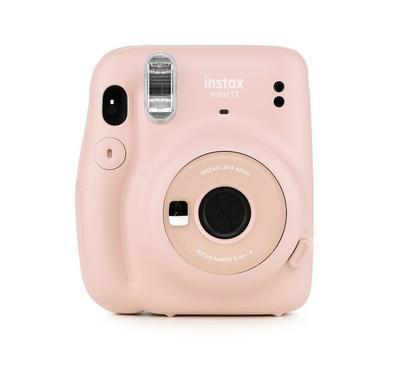 Fujifilm Instax Mini 11 Instant Film Camera, Blush Pink