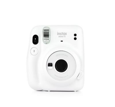 Fujifilm Instax Mini 11 Instant Film Camera, Ice White