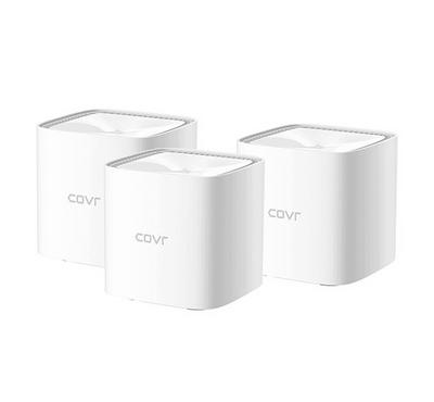 D-Link, COVR AC1200 Dual-Band Whole Home Mesh Wi-Fi System, 3 Units, White