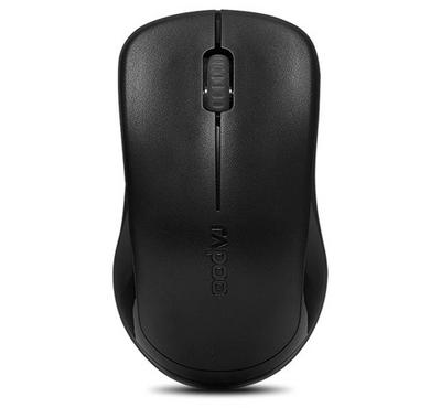 Rapoo 1620 Wireless Optical PC Mouse Black