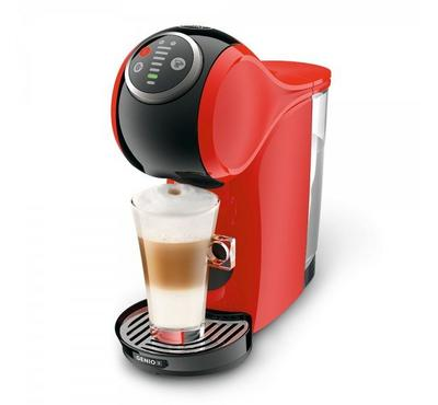 Nescafe Dolce Gusto Machine, 1500W,15 Bar, 0.8L, Red