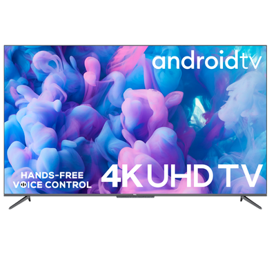 TCL 50 Inch,  4K HDR, Smart TV,50P617