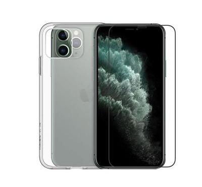 Smart, iShield iPhone 11 Pro Glass Screen Protector + Back Cover Case Bundled