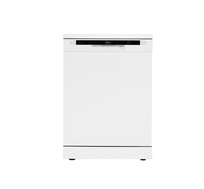 Midea Dishwasher, 12 Place Setting, 7 Programs, White