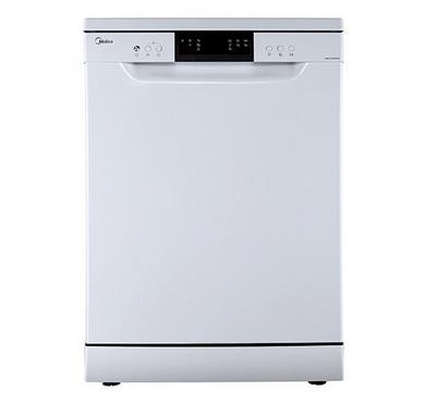 Midea Dishwasher, 14 Place Setting, 9 Programs, White