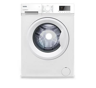 Vestel, Washing Machine Front Load, 8 KG, White