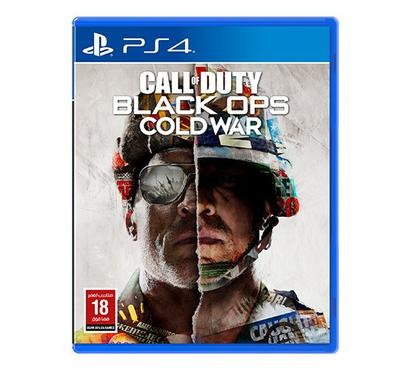Call Of Duty Black Ops Cold War, PS4