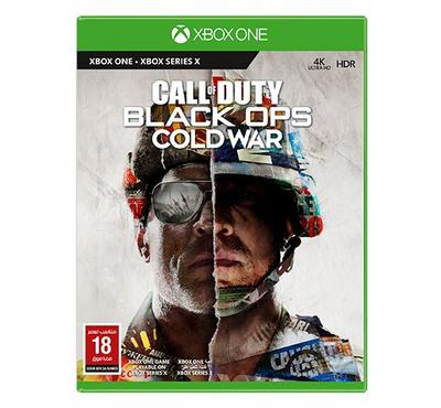 Call Of Duty Black Ops Cold War, XBOX One