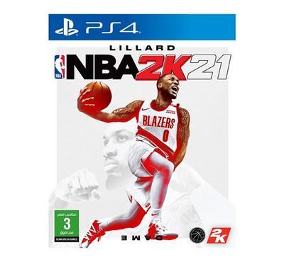 NBA 2 K21, PS4