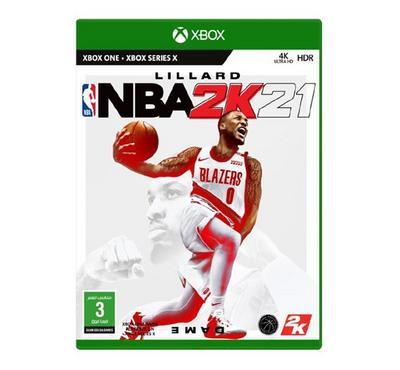 NBA2 K21, XBOX One