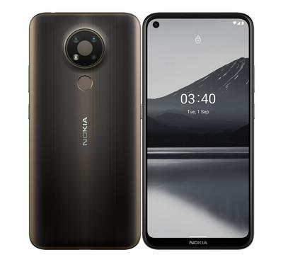 Nokia 3.4, 64GB, Grey