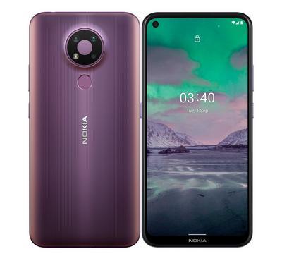Nokia 3.4, 64GB, Purple