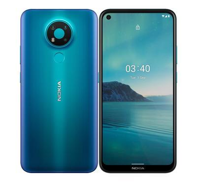 Nokia 3.4, 64GB, Blue