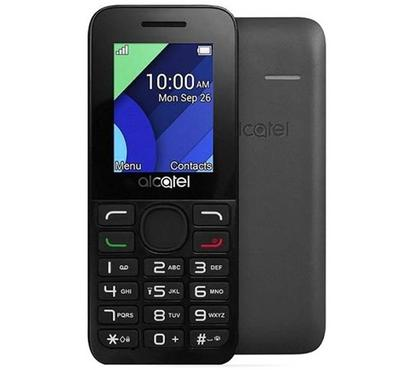 Alcatel 2011, 4MB, Black