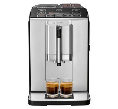 Bosch, Coffee Machine, 15 bar Pressure, 1300W, Black