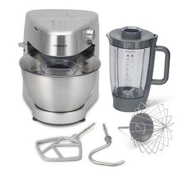Kenwood, Kitchen Machine Prospero, 1000 watts, 4.3 liter bowl, Silver