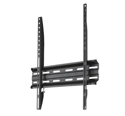 Hama Fixed Wall Bracket, Up to 65 Inch, 45Kg Load Capacity, Black