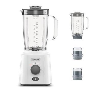 Kenwood Blend-X Fresh, Blender, 650W, Capacity 2L+Extra 2L, White