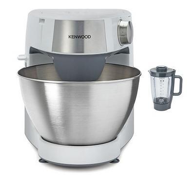 Kenwood, Kitchen Machine Prospero, 1000W, 4.3L Bowl, White
