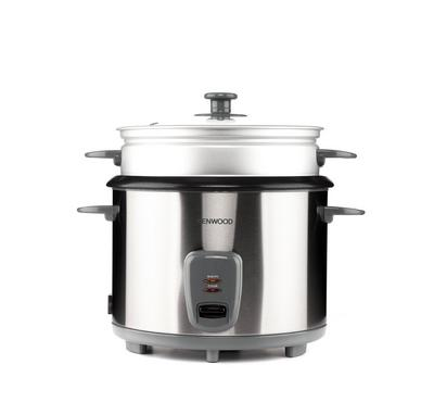 Kenwood, Rice Cooker, 700W, 1.8L Capacity, Silver