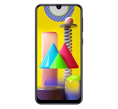 Samsung Galaxy M31, 128GB, Black