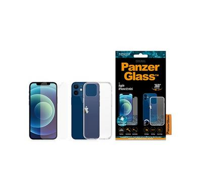 PanzerGlass  iPhone 12 Mini AB w.PG Case,Antibacterial