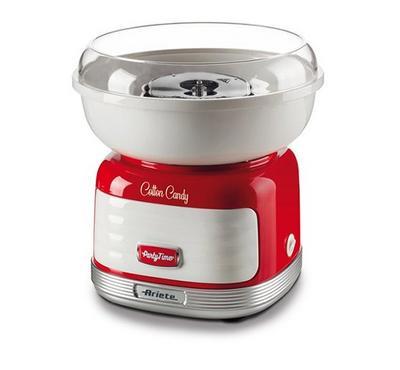 اريتي، ماكينة صانعة حلاوة القطن، أحمر