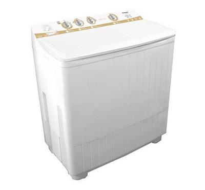 Panasonic, Twin Tub Semi-Automatic Washer 12Kg Wash/9Kg Spin, White