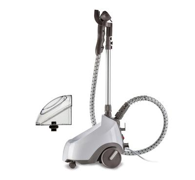 Kenwood, 1500W Garment Steamer, Including Attachments, White/Grey