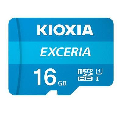 KIOXIA, micro SD EXC 16GB
