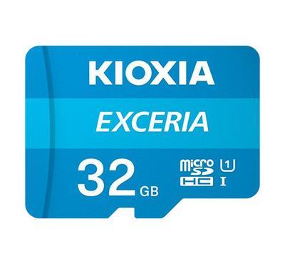 Kioxia, micro SD EXC 32GB