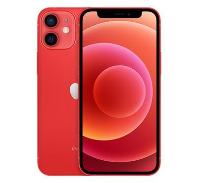 Apple iPhone 12 MINI, 5G, 256GB, Red