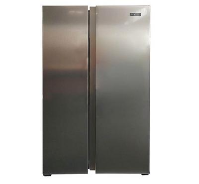 Super General, Refrigerator Side By Side, 730L, Inox