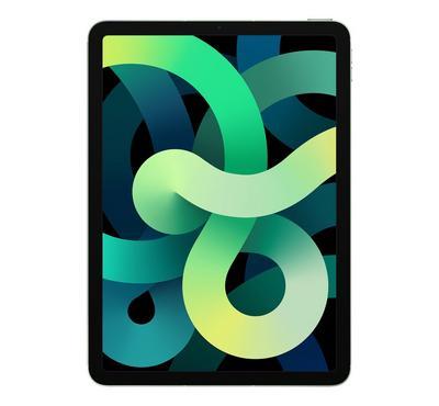 أبل أيباد إير 4، 10.9 بوصة، واي فاي، 4جي، 64 جيجا، أخضر