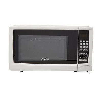 Clikon, Microwave Oven Solo, 700W, 20L, White