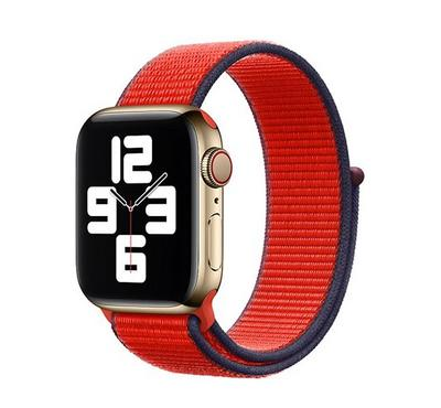 Apple 40mm Sport Loop Band,Red