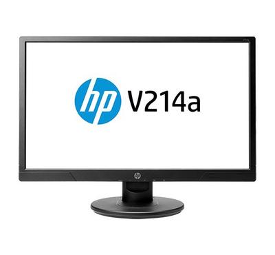 HP V214A, 20.7 inch, PC Monitor With Built-in Speaker, TN WLED FHD, 60Hz, Black