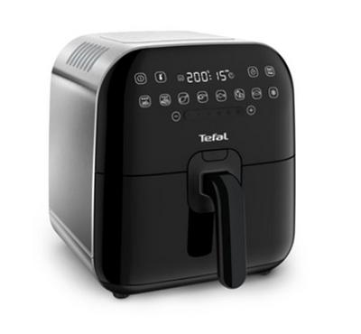 Tefal 1.2 kg Ultimate Air Fryer, Digital Display, Oil Less Fryer,Black