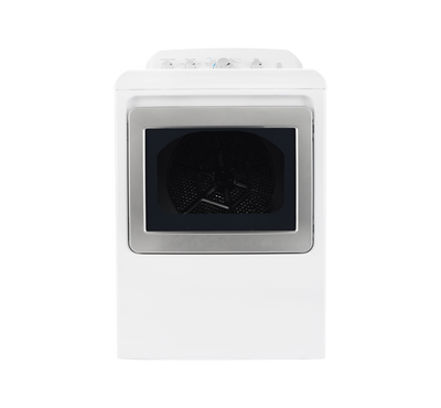 GE Clothes Dryer, 7 kg, 4 Knobs, 4 Dry Cycles, 4 Temperature level, White