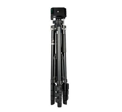 Benro T560, Digital tripod for photo and video camera, Black