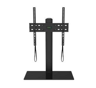 Bluetek Desk Top TV Stand, 32 Inch to 65 Inch, Load Capacity 40 Kgs, Black