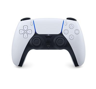 Sony PS5 Dual Sense Wireless Controller, White