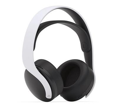 Sony PS5 Wireless Pulse 3D Headset, Dual Noise Cancellation Microphones, White