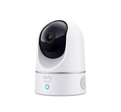 Eufy, Indoor Camera 2K Pan & Tilt B2C - White