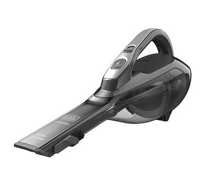 Black+Decker ,10.8V Cordless Handheld Vacuum Cleaner, 21.6Wh, Silver/Black.